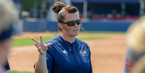 Sami Strinz-Ward named Texas Tech head coach