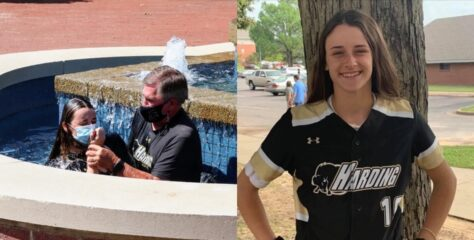 Harding freshman in intensive care following car accident